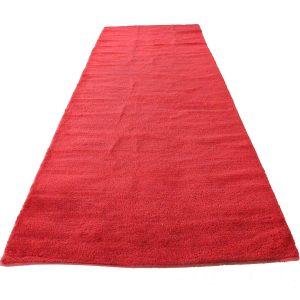 Alfombra roja de 1x5 metros