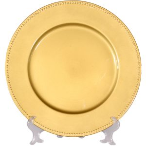 Bajo plato sencillo dordo