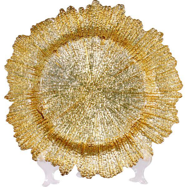 Bajo plato reef dorado
