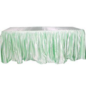 Bambalina verde menta