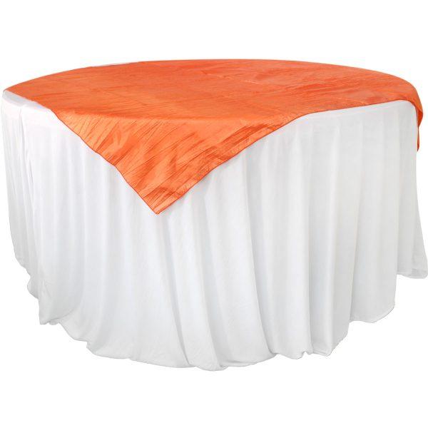 Cubre corrugado naranja