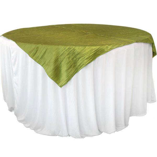 Cubre corrugado verde manzana