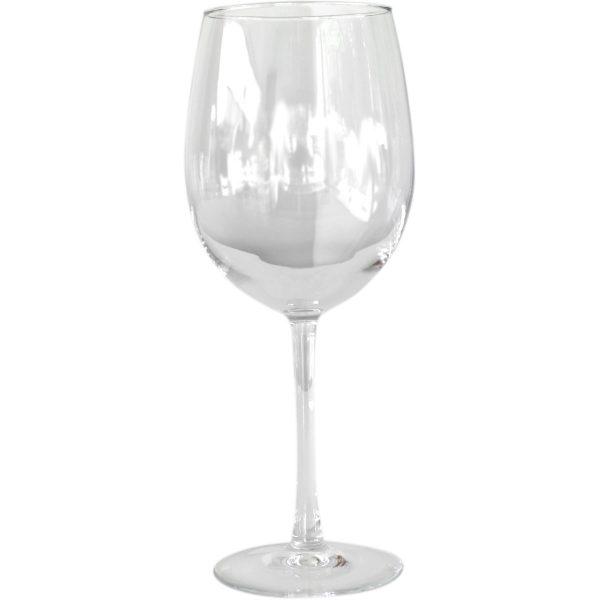 Copa de vino sencilla