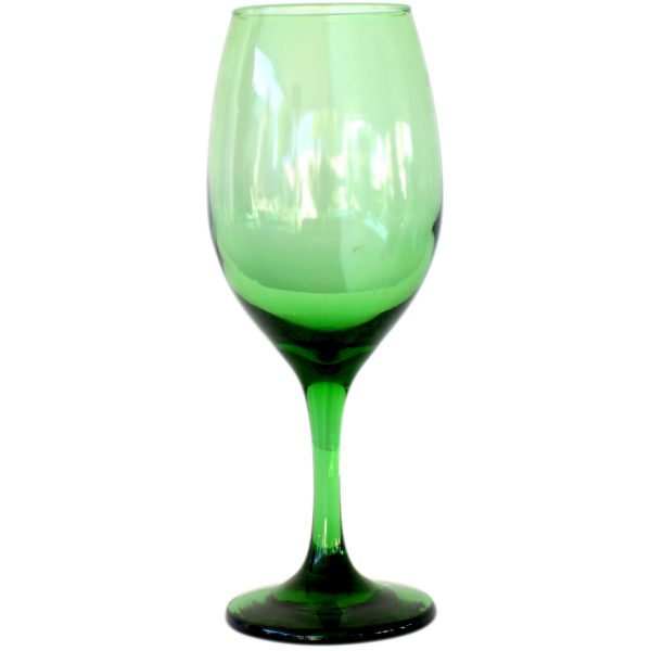 Copa de vino olive